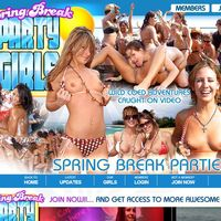 Springbreak Party Girls